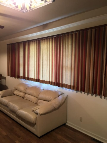Southwest Themed living room.